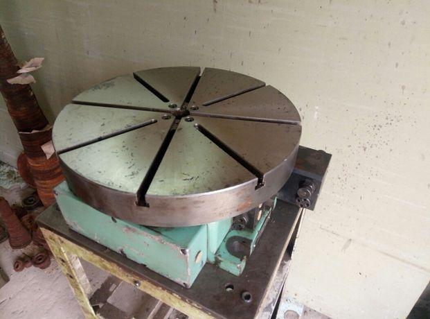 поворотный стол ф400