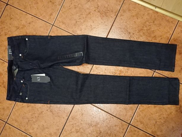 Jeansy Armani Exchange r.2 skinny