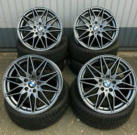 Nowe Alufelgi Damina DM02 8x18 5x120 ET45 do BMW / Fvat