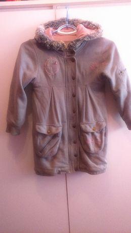 Wiosna jesień płaszczyk, kurtka dla dziewczynki roz 122 Next