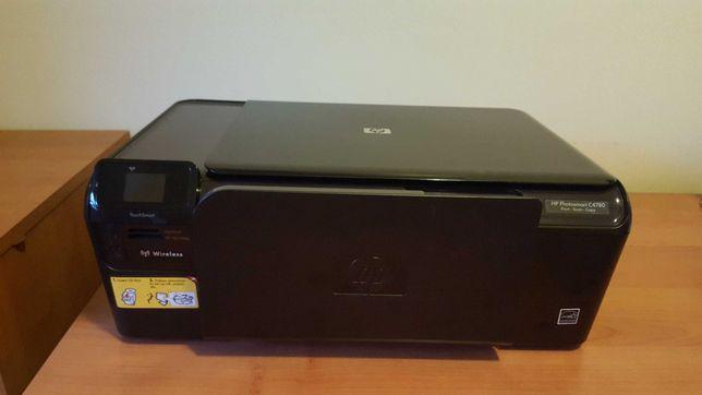 Impressora /Scanner / fotocopiadora HP