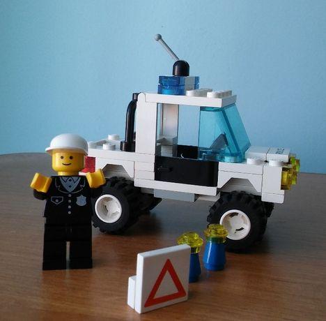 Klocki Lego Town / Policja 6533 Police 4x4 / 1992