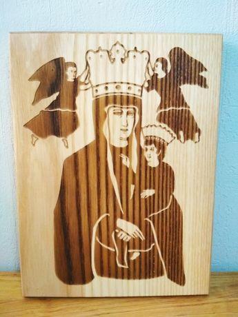 Obrazek z wizerunkiem Matki Boskiej Zawadzkiej