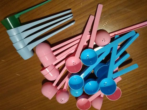 мерные ложки, ложечки от детского питания