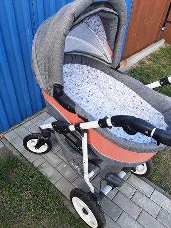 Wózek 3w1 Soft Line