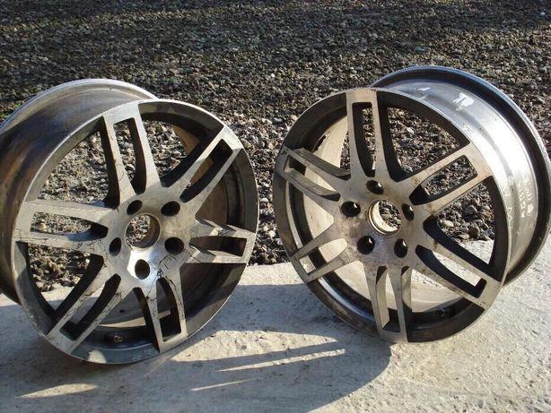 Два титанові диски R16