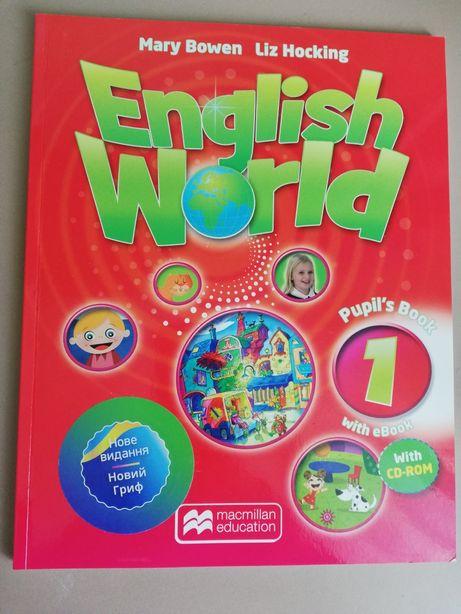 Підручник English World1