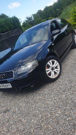 Audi a3 8P 2.0 benzyna fsi w dobrym stanie/długie opłaty