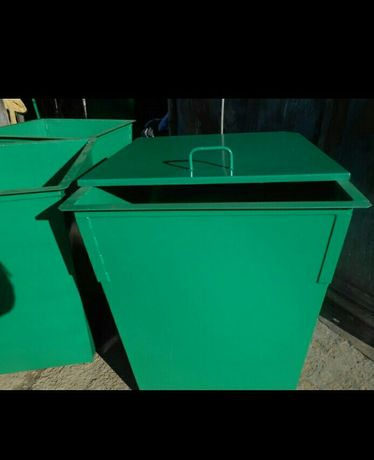 Контейнер для мусора, бак мусорный, контейнер ТБО, урна