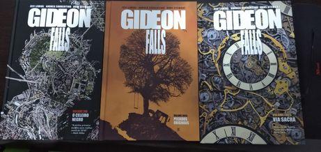 Banda desenhada Comics Gideon Falls