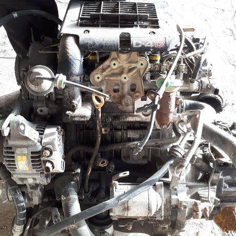 silnik toyota yaris d4d z 2002 roku