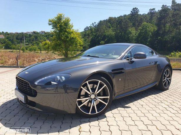 Aston Martin Vantage Coupe V8 N420 Sportshift