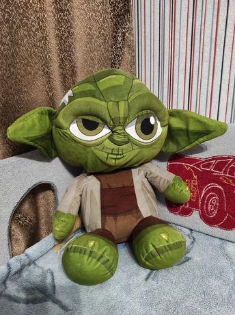 Игрушка мягкая Yoda Звёздные войны Star Wars
