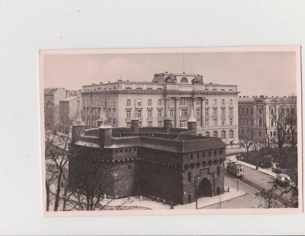Stara Pocztówka Kraków 1943 Rok