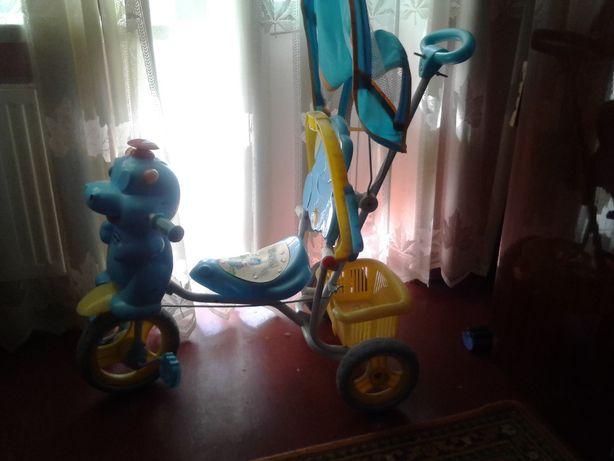 Продається велосипед дитячий