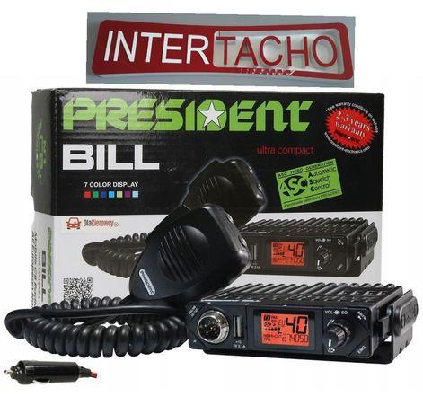 Radio CB Bill super cena President