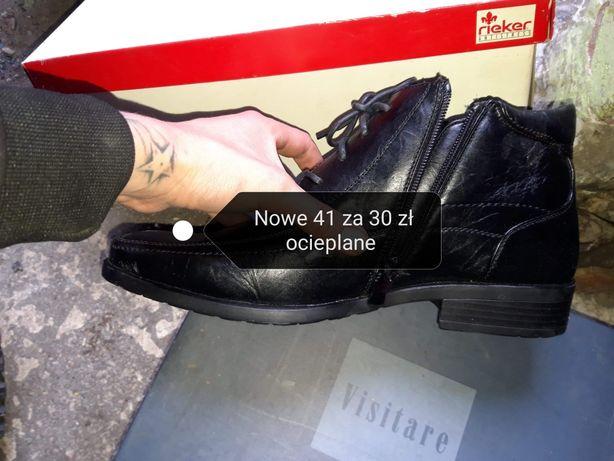 Buty męskie 41 nowe