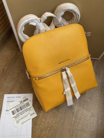 Новый рюкзак Michael Kors (оригинал) сумка coach майкл корс