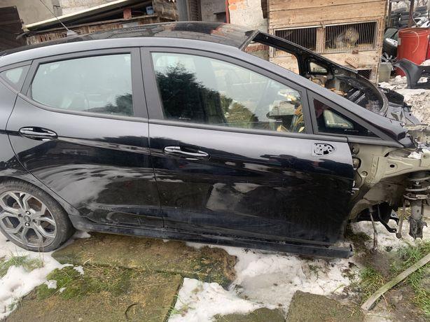 Drzwi Przednie Tylne prawe Ford Fiesta MK8
