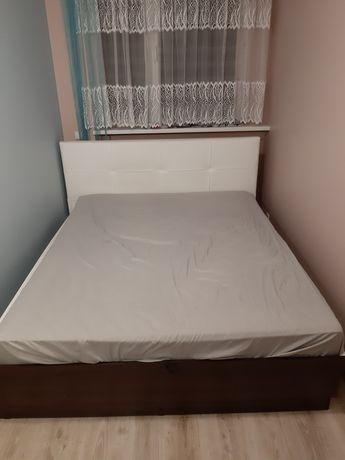 Łóżko sypialniane plus materac