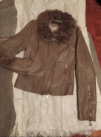 Куртка кожзам,косуха,новая 42-44р.