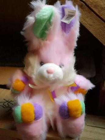 Maskotka króliczek na baterie