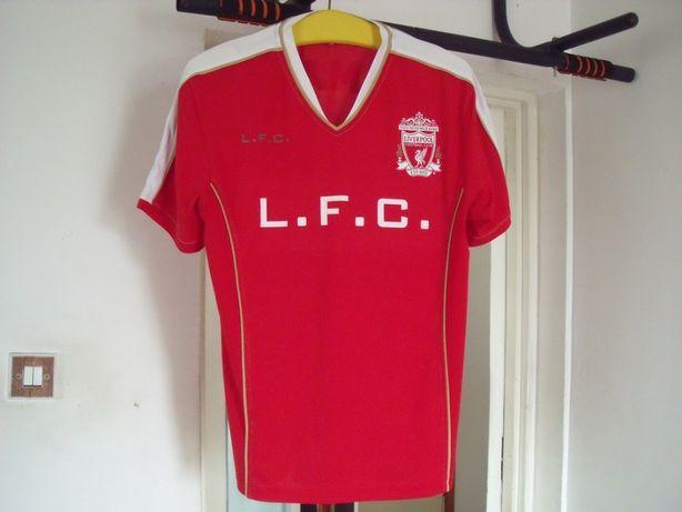 Koszulka Piłkarska Liverpoll FC