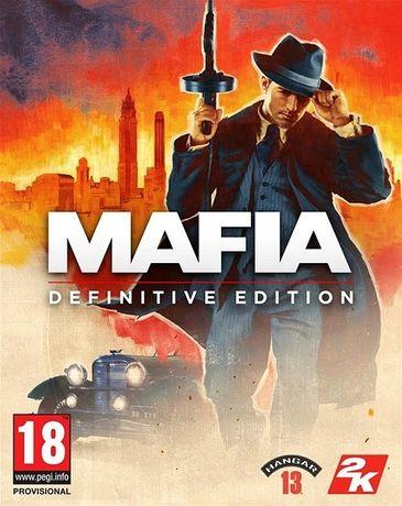 Мафия PS4 Продам