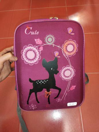 Рюкзак ZiBi для девочек. Подойдёт на рост до 130 см