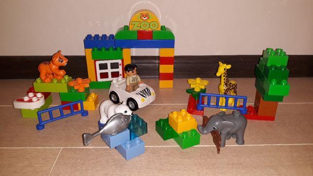 Лего дупло Зоопарк (6136)