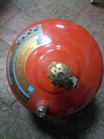 Огнетушитель автоматический