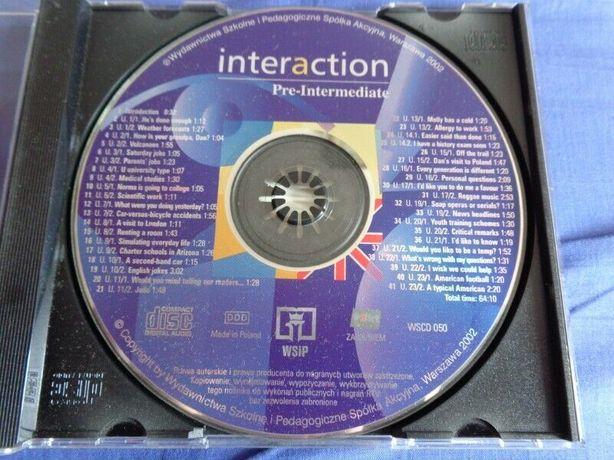 Interaction Pre-Intermediate CD