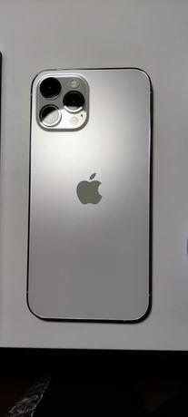 iPhone 12 Pro Max Prateado 256GB com acessórios Apple