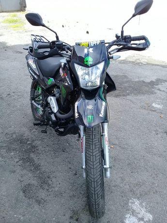 Продам мотоцикл GEON