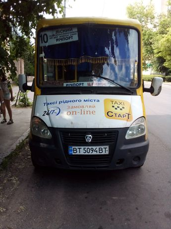 Автобус БАЗ 22154