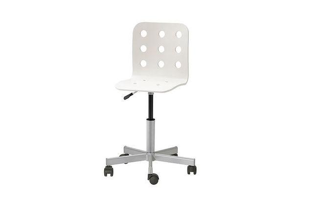 Ikea Jules krzesło biurowe obrotowe fotel+kółka
