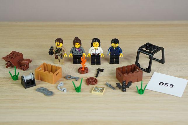Lego #053 - Adventurers - Dino - Akcesoria - WYPRZEDAŻ KOLEKCJI