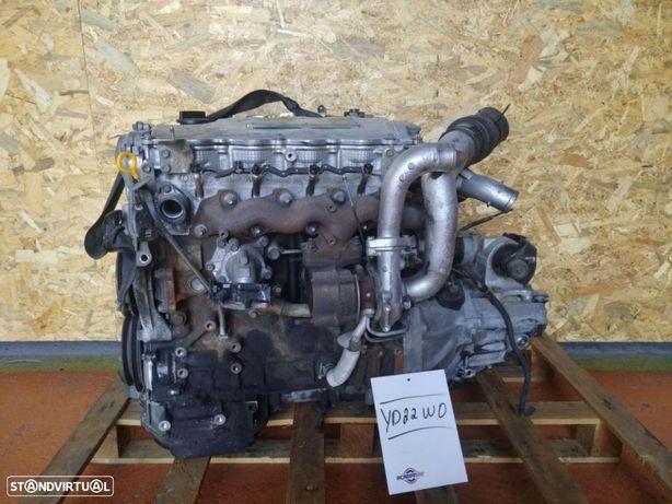 Motor Nissan Almera primera  2.2 DCI ref: YD22