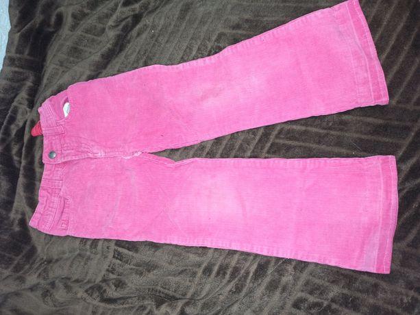 Вельветовые джинсы. 104