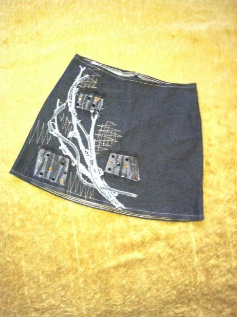 Юбки джинсовые фирменные