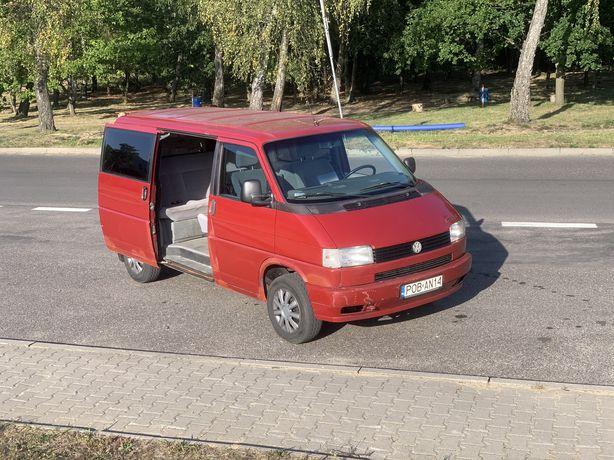 REZERWACJA VW T4 multivan 2.4D