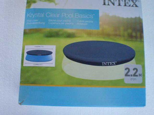 Cobertura INTEX nova para piscina