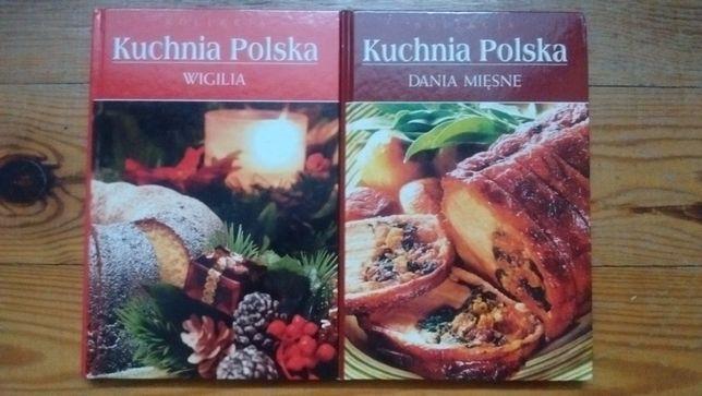 Kuchnia polska Kuchnie świata kolekcja 12 książek prezent święta