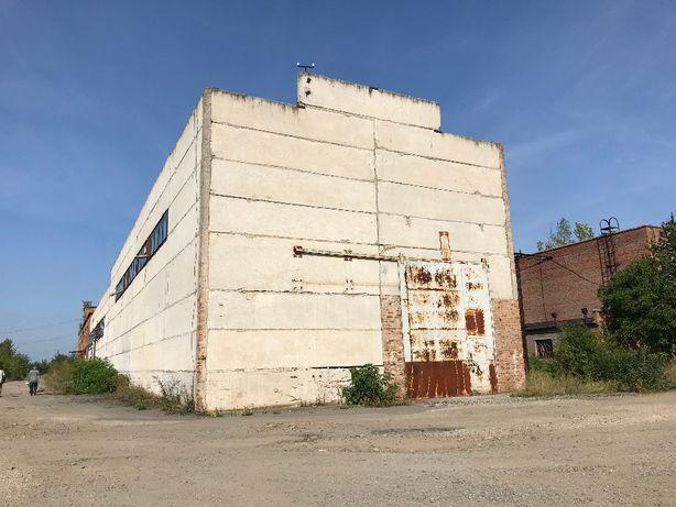 Аренда производственно-складских помещений в Красилове