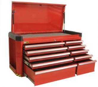 Caixa Módulo Armário de Gavetas de ferramentas 1100X480X560 mm