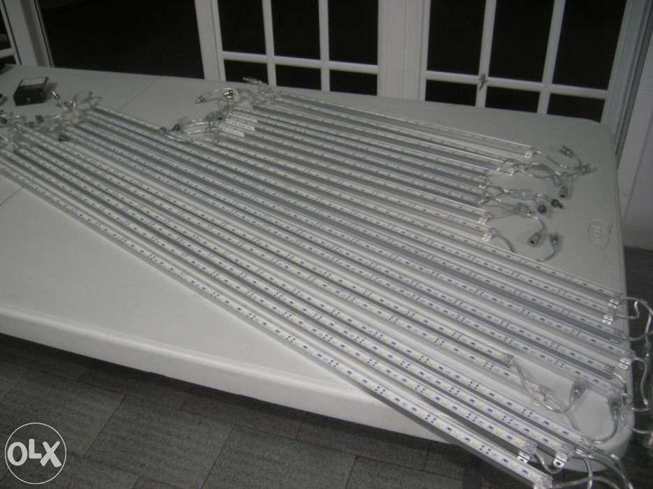 Calha led 50cm especifica para aquario de agua doçe