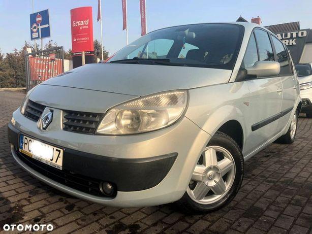 Renault Scenic 1,6 16v Alu Klima Nowy Model