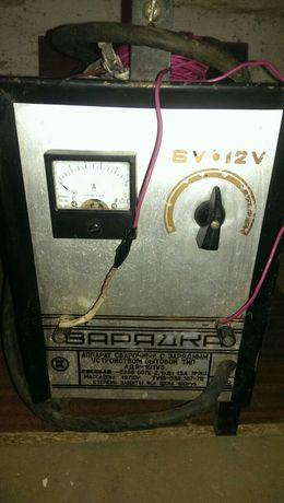 Продам зарядное устройство + сварочный аппарат