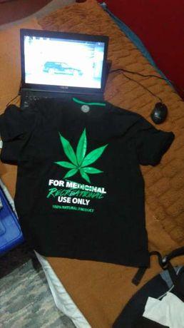 Koszulka Marichuana L