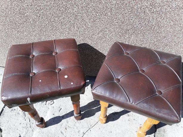 Krzesełka prl do renowacji